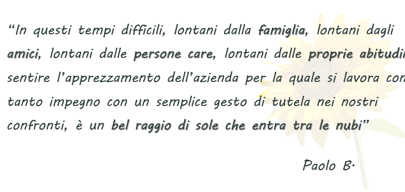 UNITI CONTRO IL COVID-19 - #fabernonsiferma